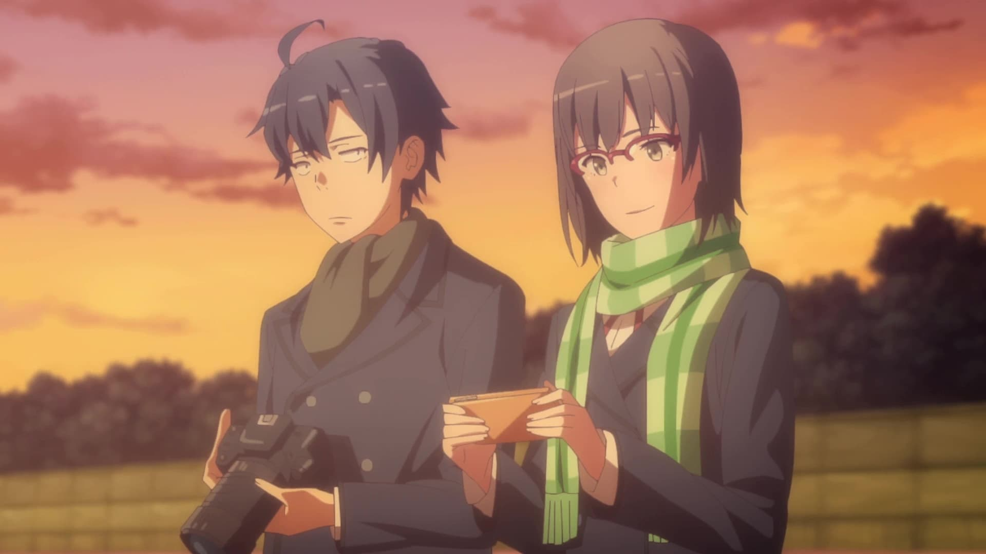 My Teen Romantic Comedy SNAFU Season 3 :Episode 8  Wishing That, at the Very Least, I Don't Make Any More Mistakes