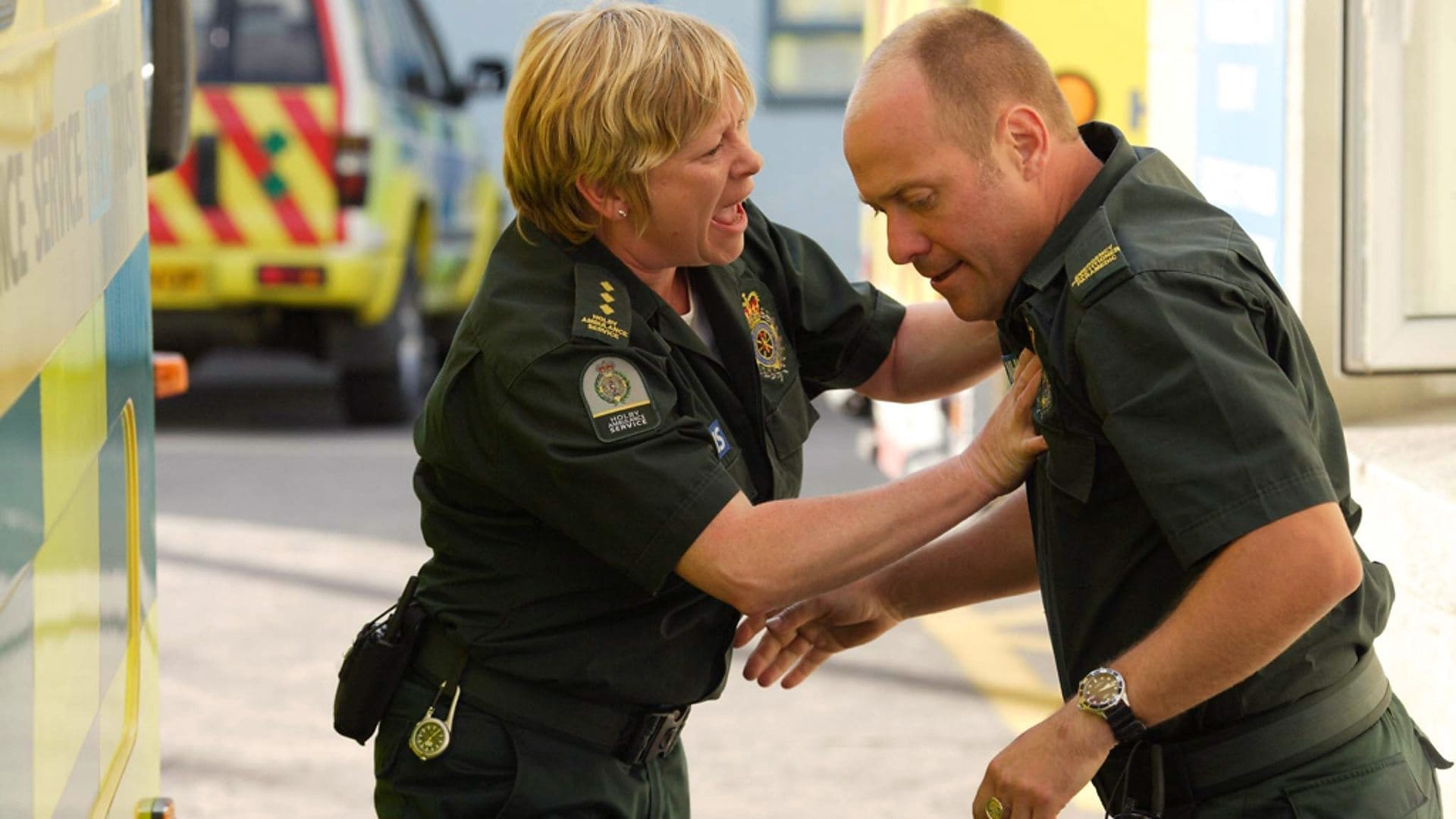 Casualty Season 25 :Episode 6  Eliminate the Negative