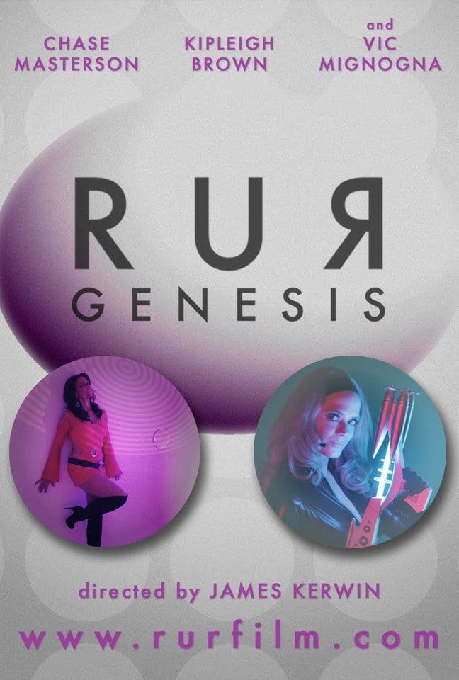 Ver R.U.R. Genesis Online HD Español ()