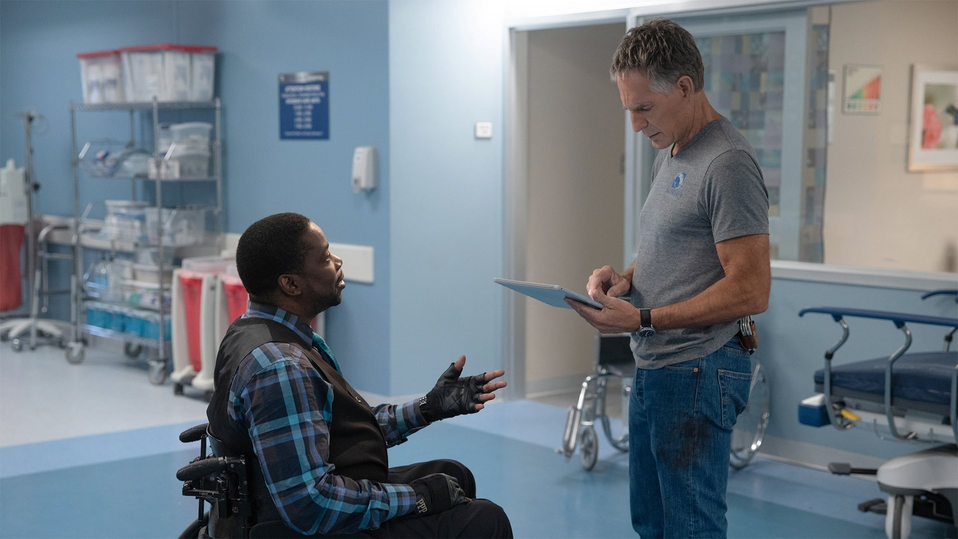 NCIS: New Orleans Season 6 :Episode 6  Matthew 5: 9