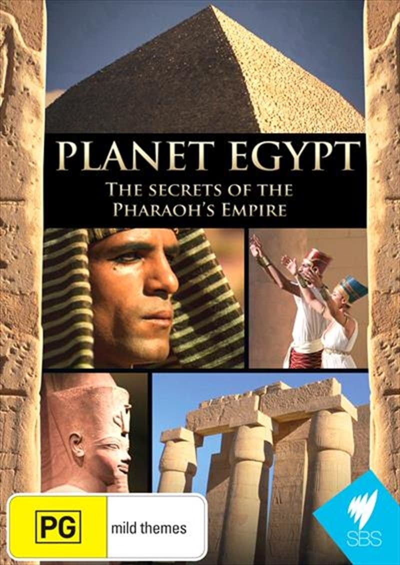 Planet Egypt: Secrets of the Pharaoh's Empire (2011)