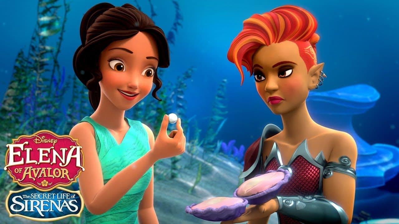 Elena of Avalor Season 0 :Episode 12  The Secret Life of Sirenas: Feeling Clammy