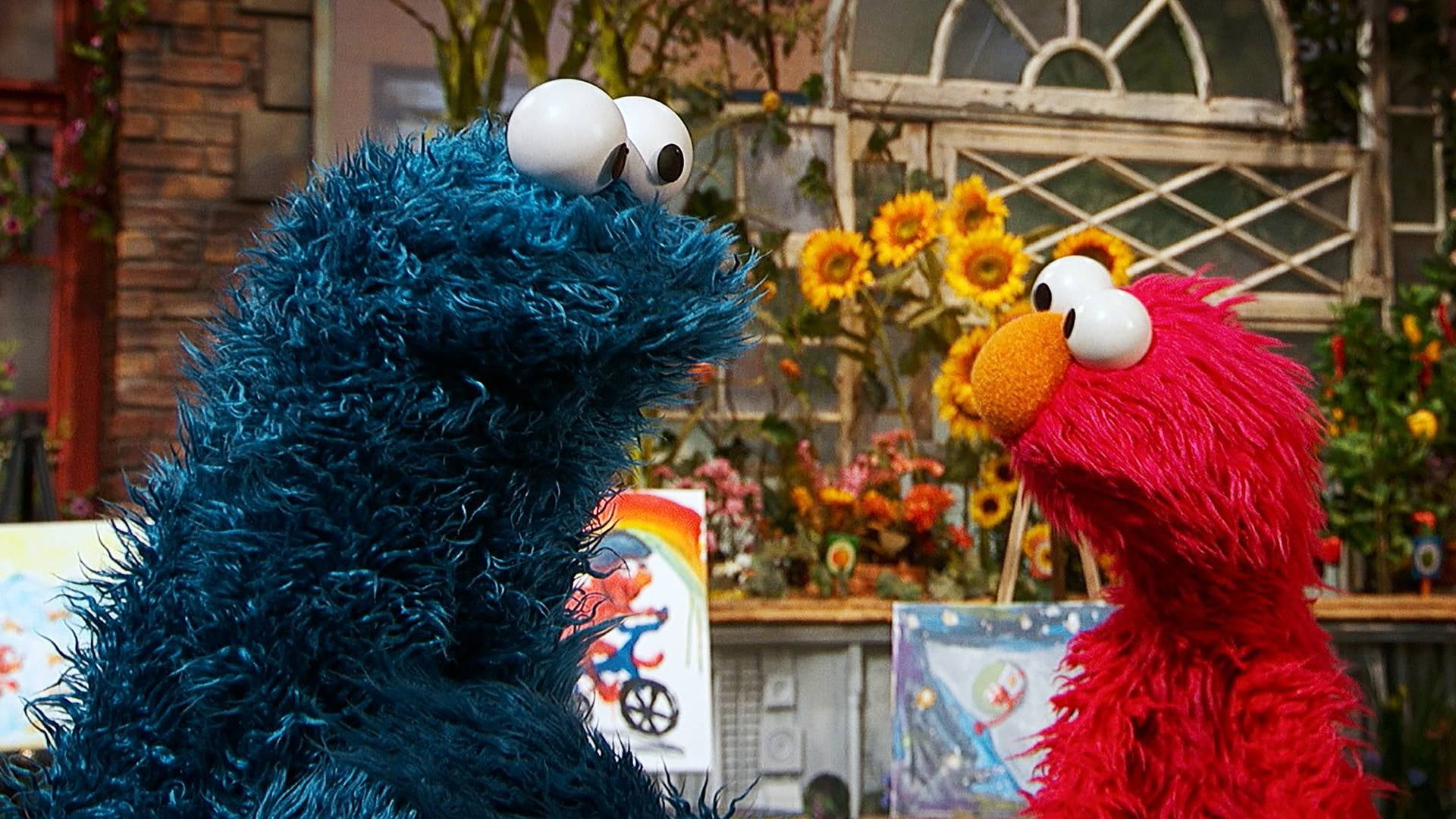 Sesame Street Season 49 :Episode 35  Cookie Monster's Museum Mystery