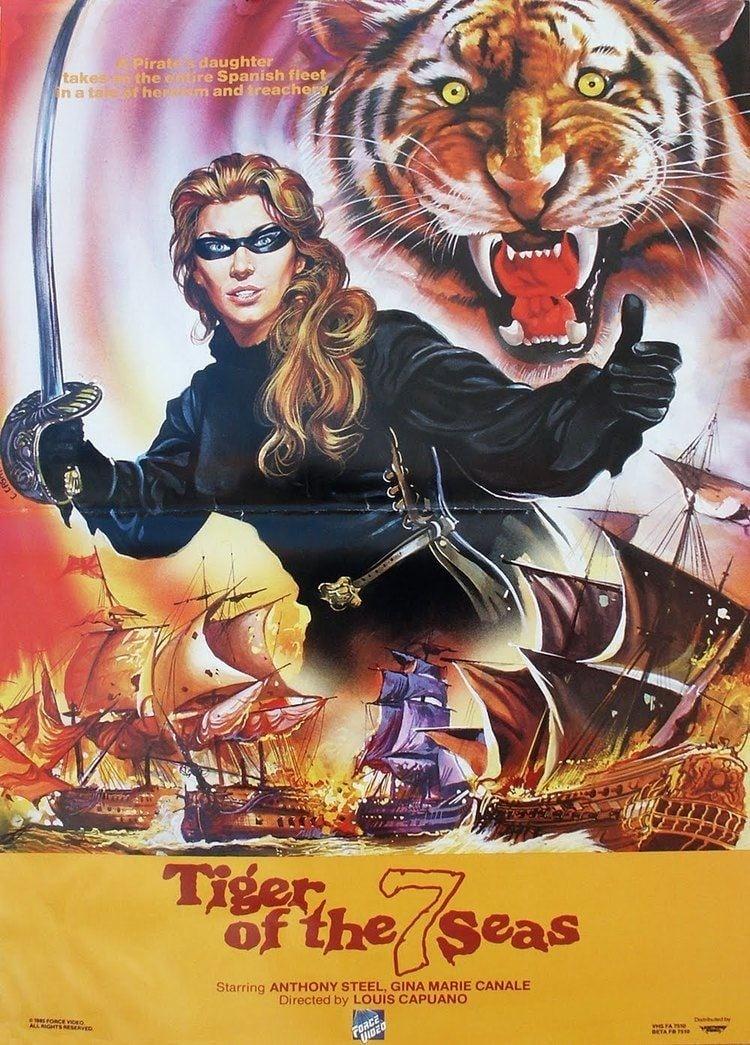 Tiger of the Seven Seas (1962)