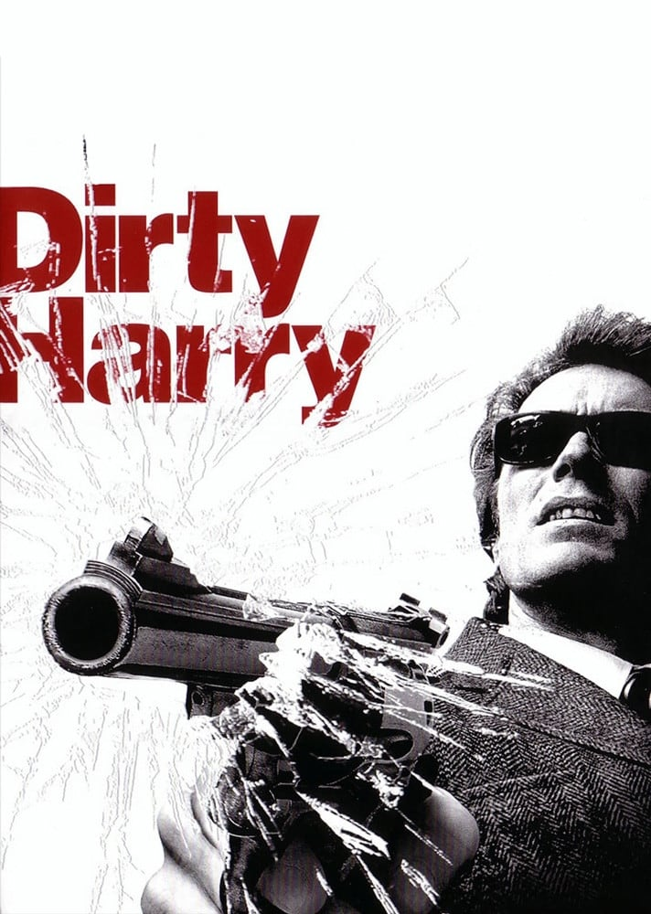 Poster and image movie Film Comisarul Harry - Harry murdarul - Dirty Harry - Dirty Harry -  1971