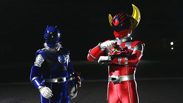 Super Sentai Season 41 :Episode 17  Sun Shining Upon the Dark Dome!