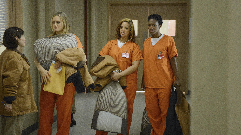 Orange is the New Black Soundtrack - S1E13: Can't Fix ...