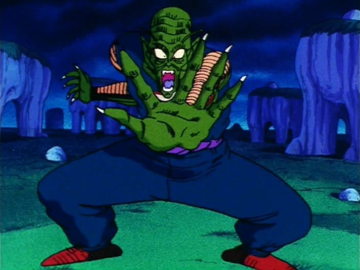 Dragon Ball Season 1 :Episode 112  King Piccolo's Wish