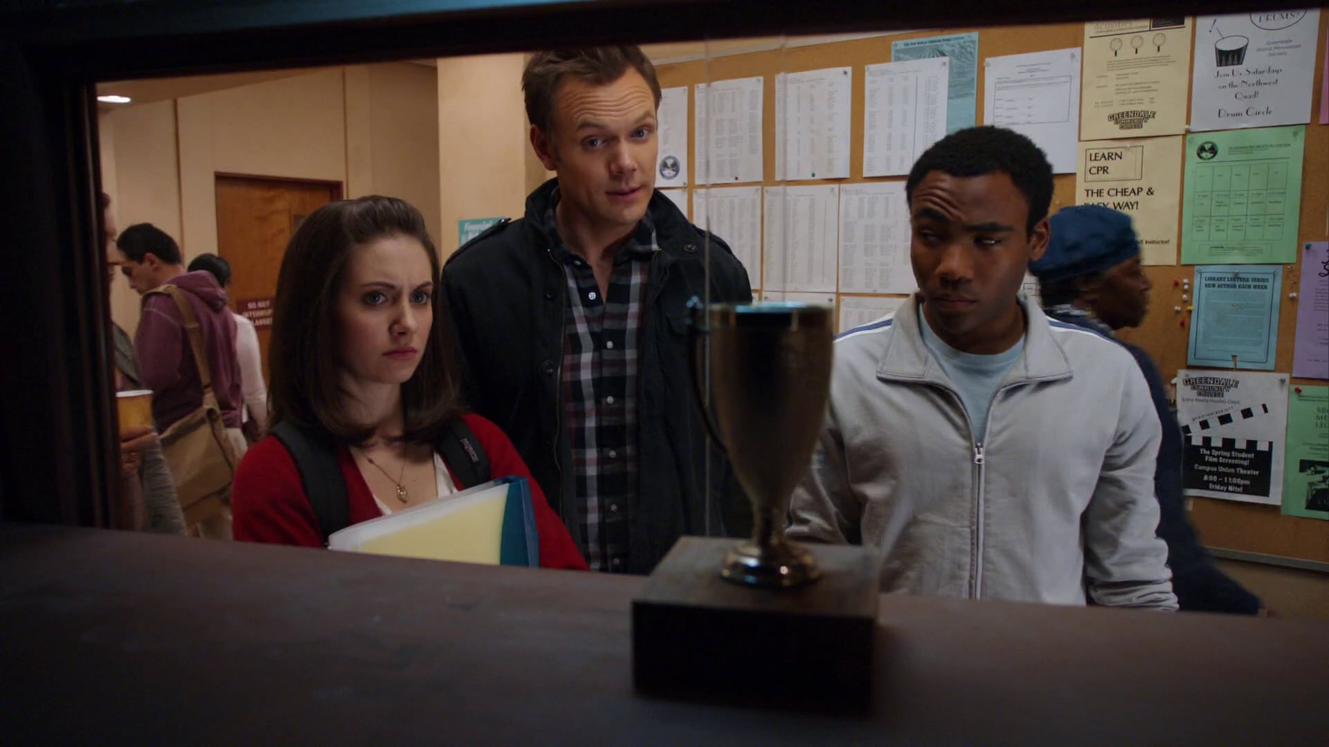 Community: Season 1 x Episode 6 - free to watch online - TMovies