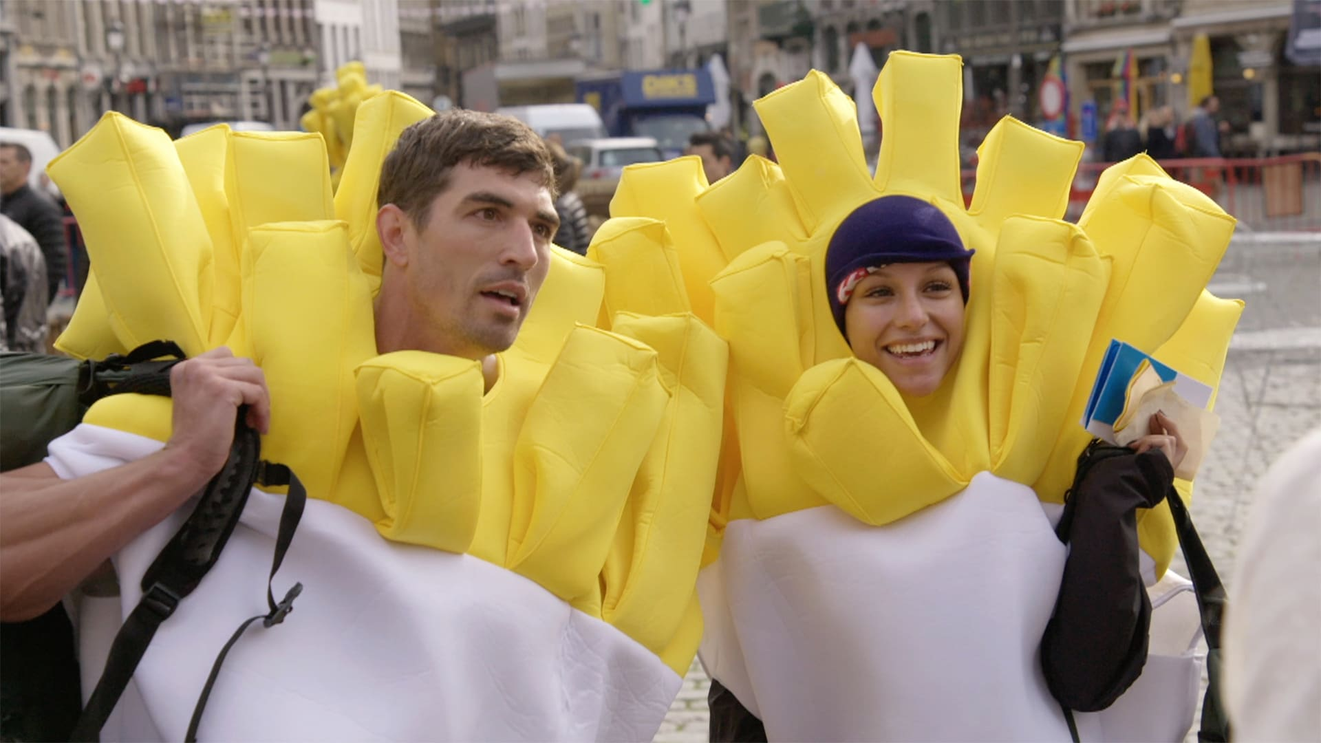 The Amazing Race Season 30 :Episode 2  You're the Best French Fry Ever