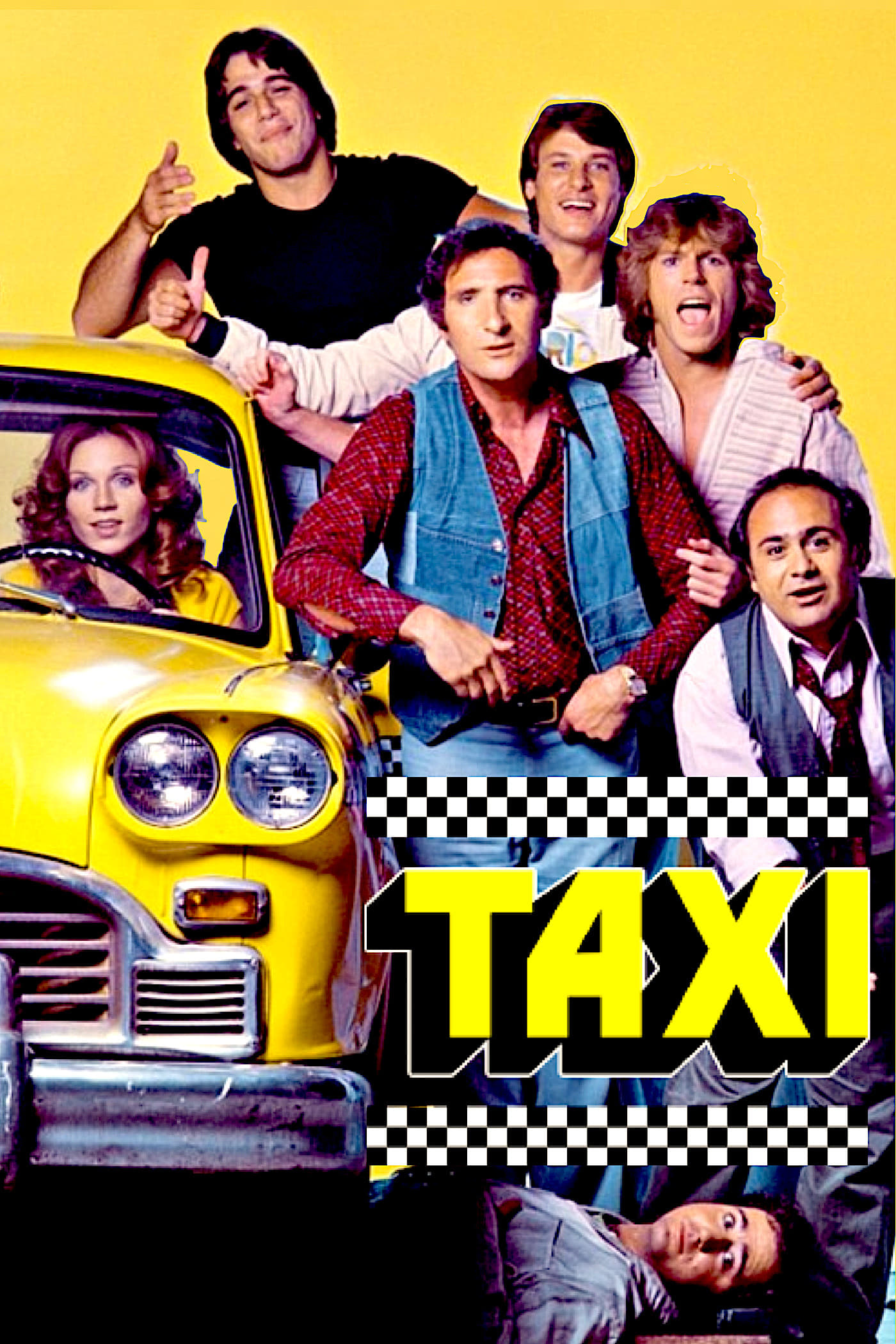 Taxi Serie