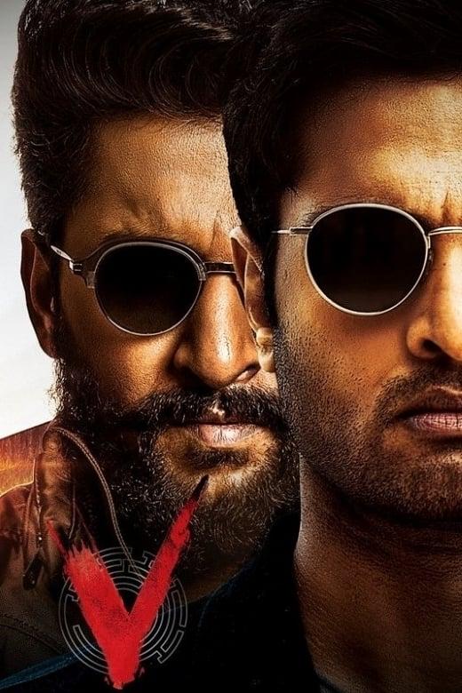 V (Movie) 2020 Telugu WEB-Rip 1080p [2.44 GB] 720p [1.51 GB] 480p [766 MB, 458 MB] | G-Drive