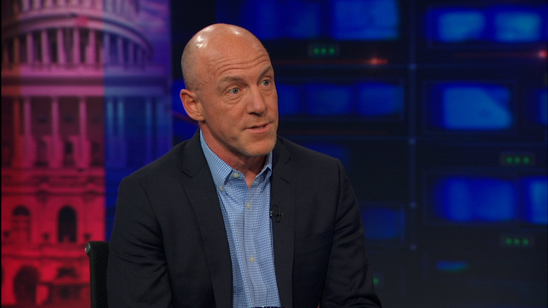 The Daily Show with Trevor Noah Season 18 :Episode 133  Mark Leibovich