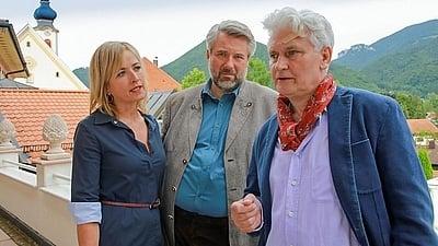 Die Rosenheim-Cops Season 17 :Episode 16  Mord in C-Dur