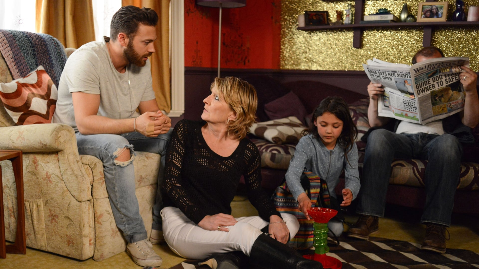 EastEnders Season 31 :Episode 105  26/06/2015