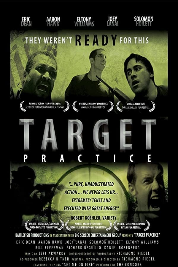 Target Practice on FREECABLE TV