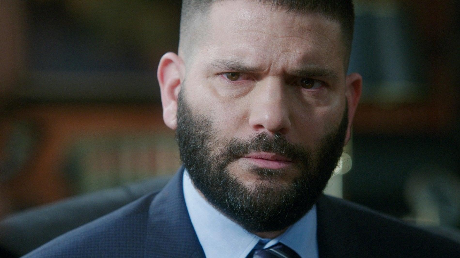 Scandal Season 4 :Episode 15  The Testimony of Diego Muñoz