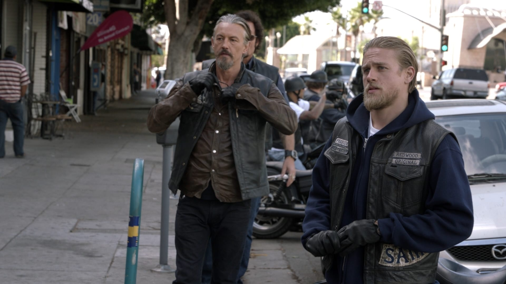 Sons of Anarchy saison 3 episode 4 streaming vf