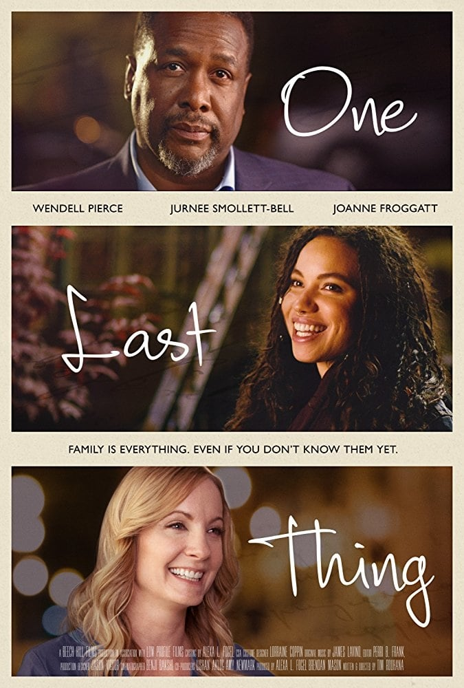 Ver One Lst Thing Online HD Español ()