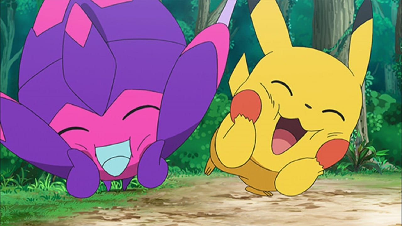 Pokémon Season 21 :Episode 24  Love at First Twirl!