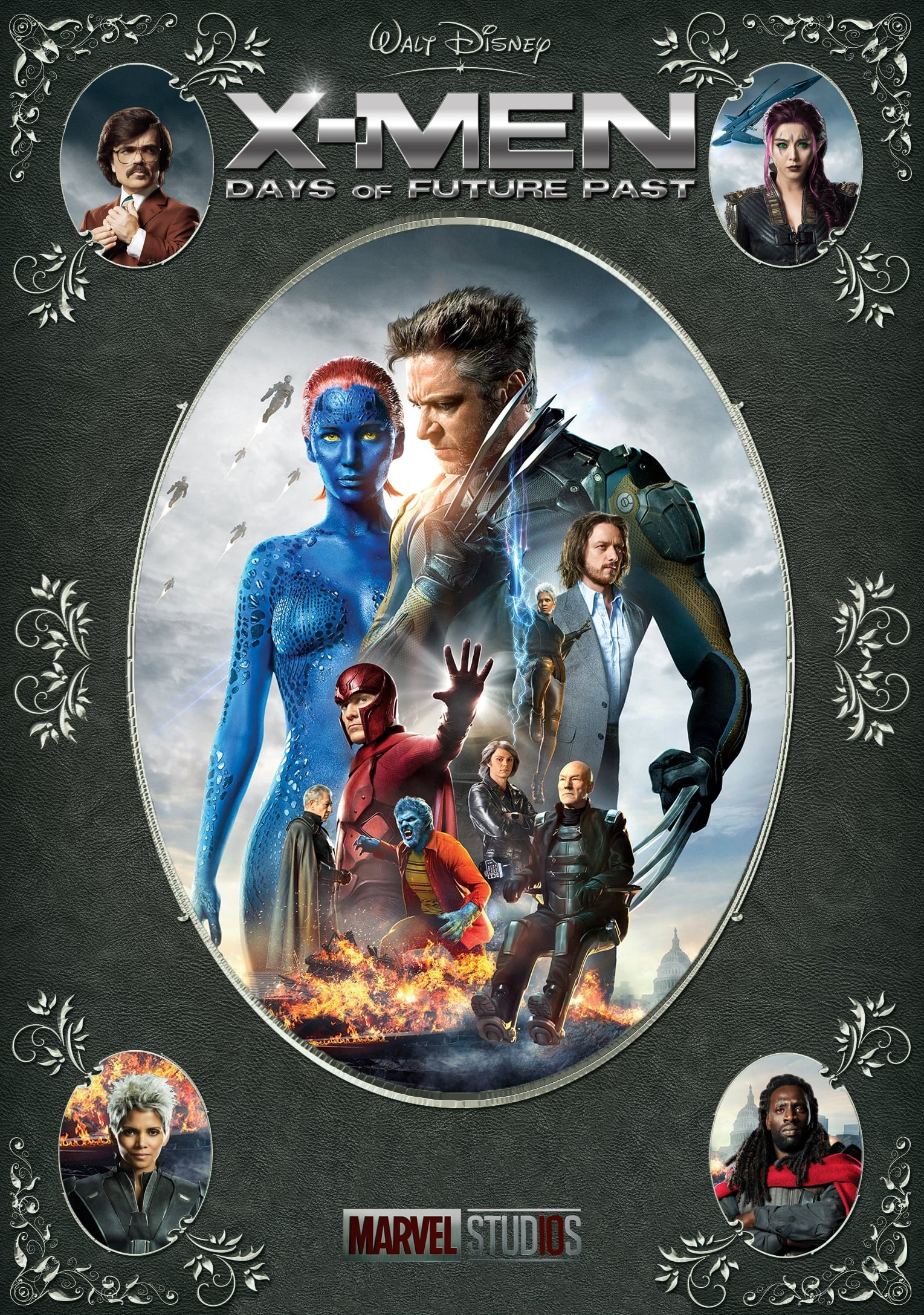 X-Men: Days of Future Past (2014) - Posters — The Movie ...
