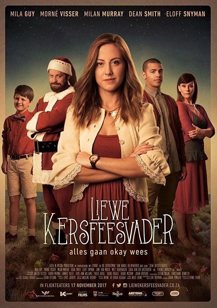 Ver Liewe Kersfeesvader Online HD Español (2015)