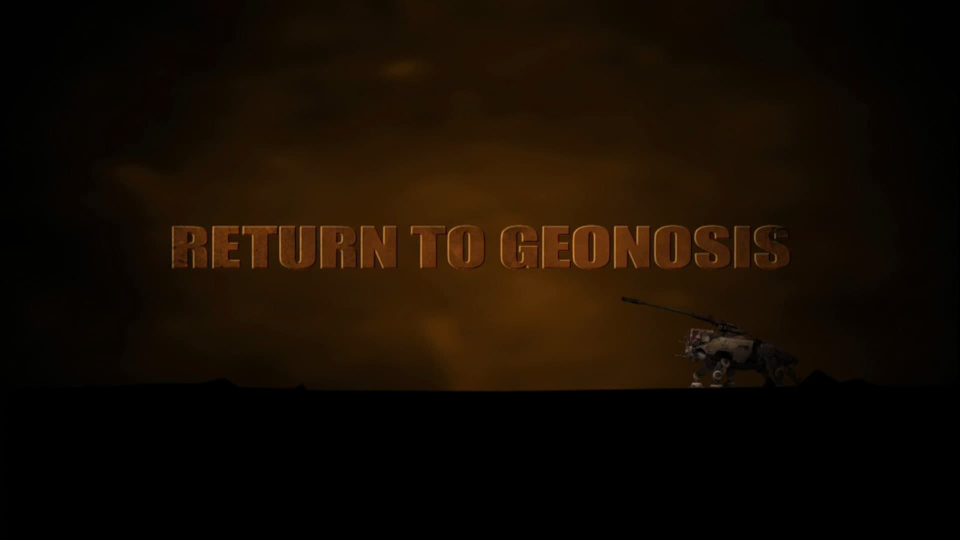 Star Wars: The Clone Wars Season 0 :Episode 103  Return to Genosis