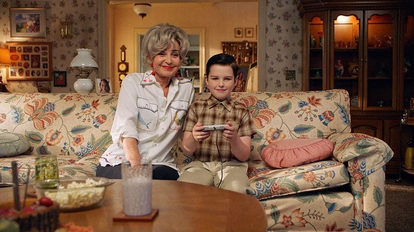 Young Sheldon - Season 2 Episode 8 : An 8-Bit Princess and a Flat Tire Genius