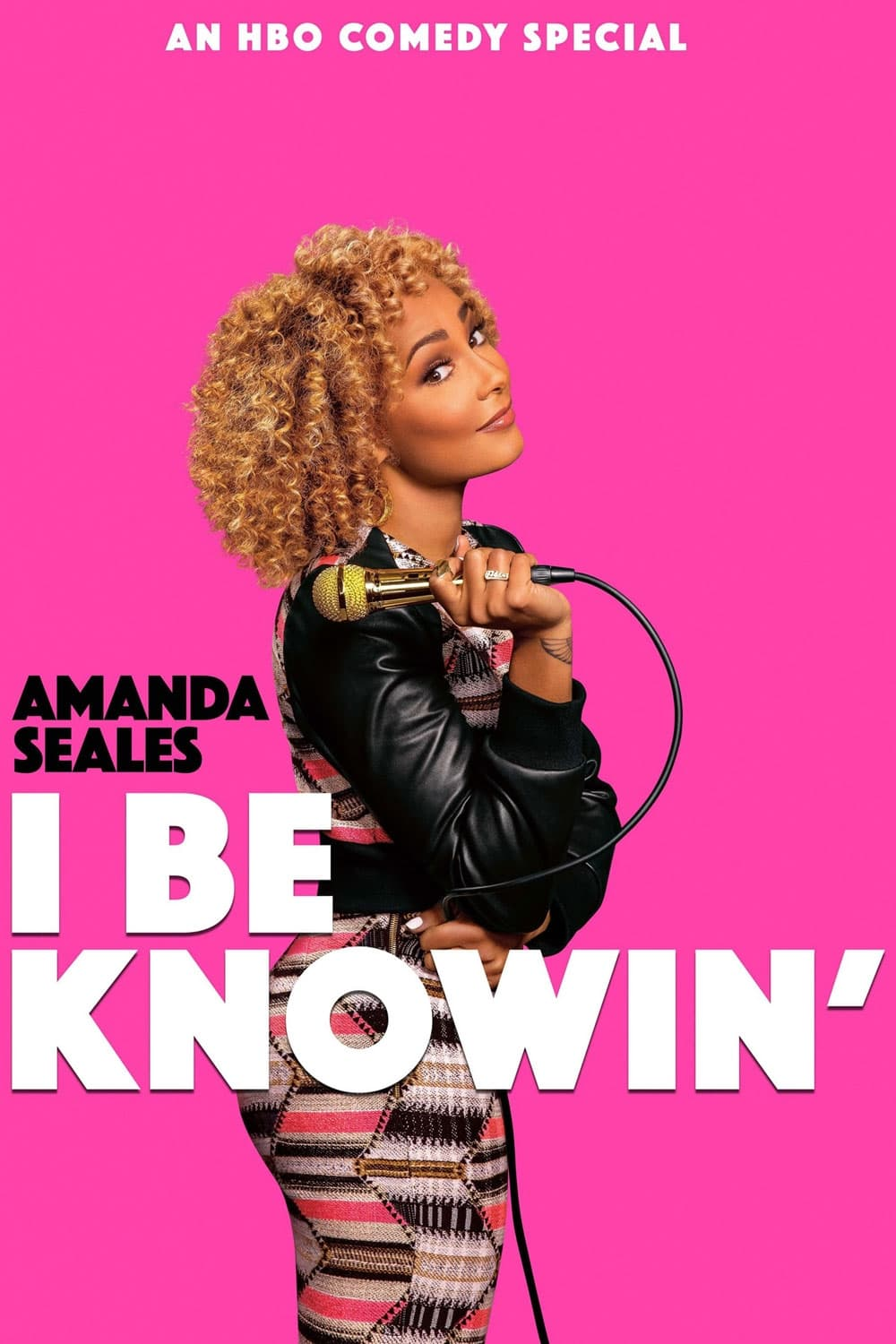 Amanda Seales: I Be Knowin' (2019)