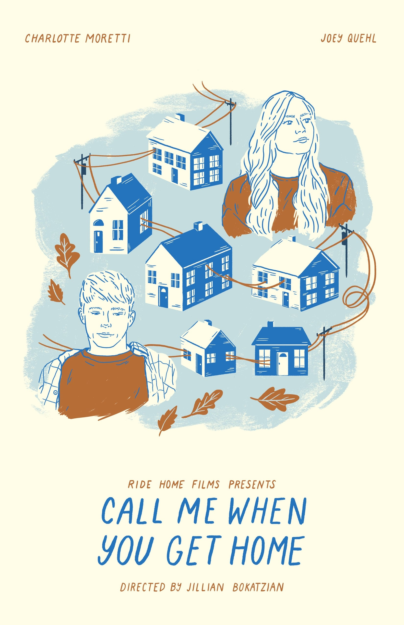 Call Me When You Get Home (2019)