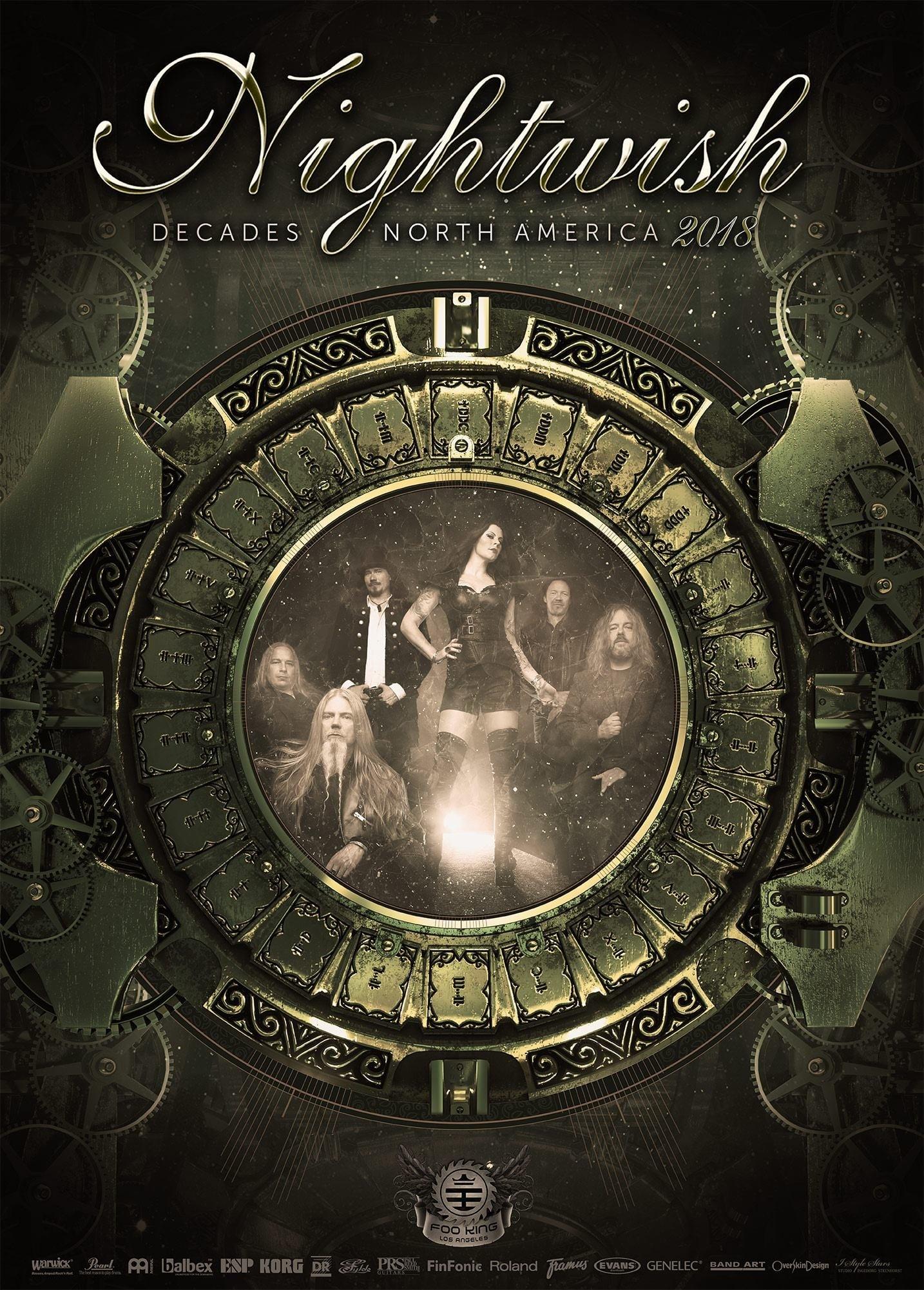 Nightwish.Decades.tour (1970)