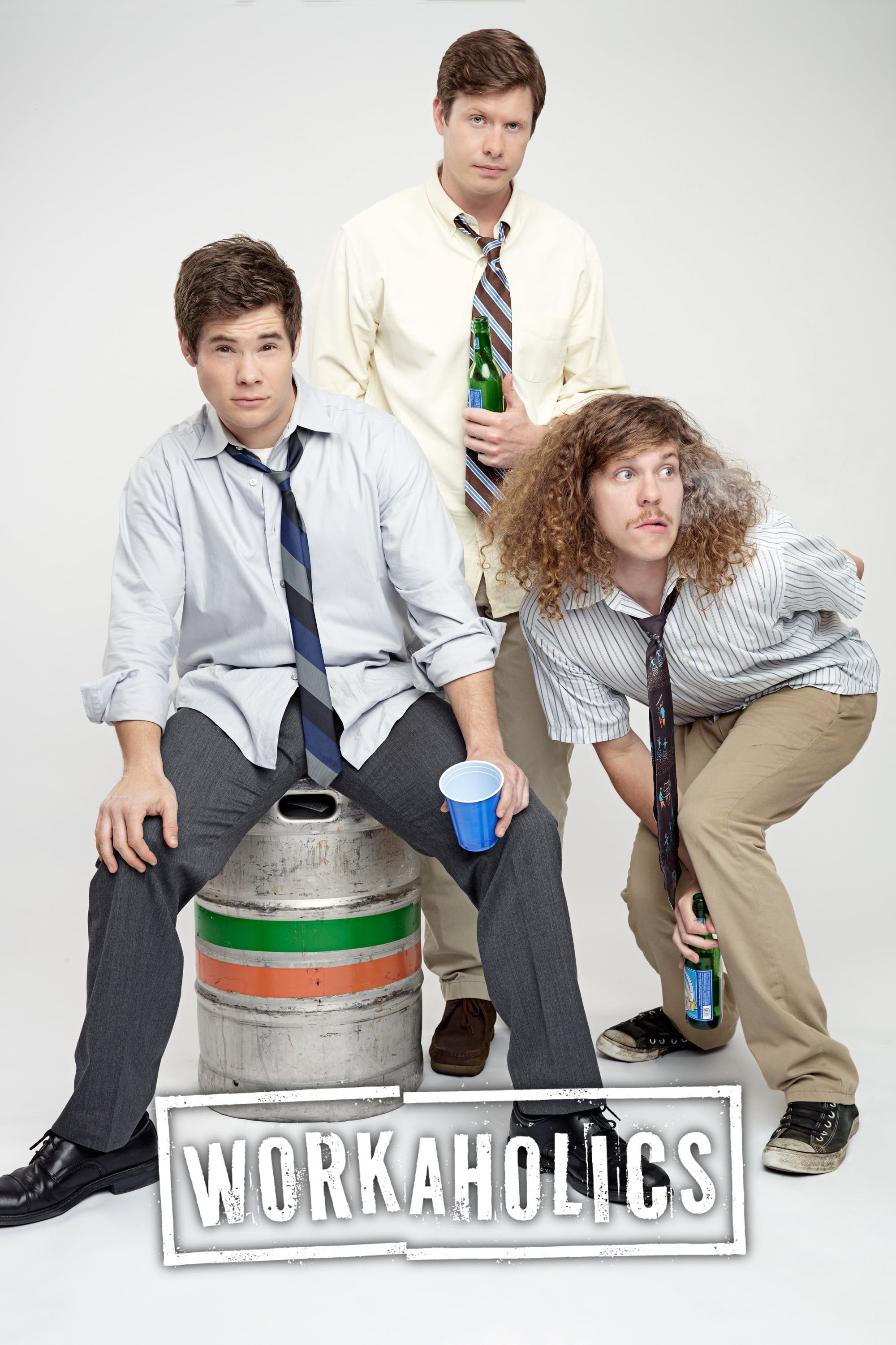 Workaholics (TV Series 2011-2017) - Posters — The Movie ...