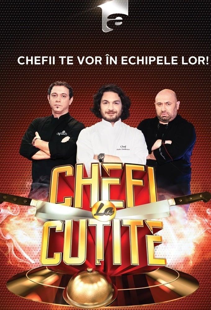 Chefi la cuțite TV Shows About Cooking Competition