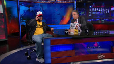 The Daily Show with Trevor Noah Season 15 :Episode 150 Judah Friedlander