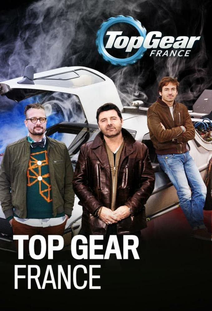 Top Gear France TV Shows About Racing