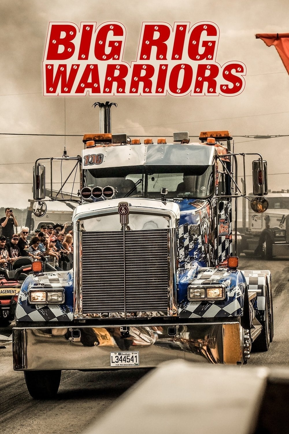 Big Rig Warriors TV Shows About Racing