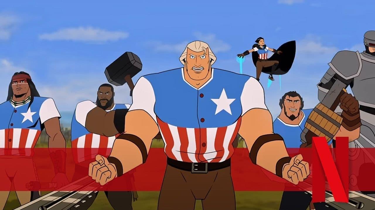 America - Il film (2021)