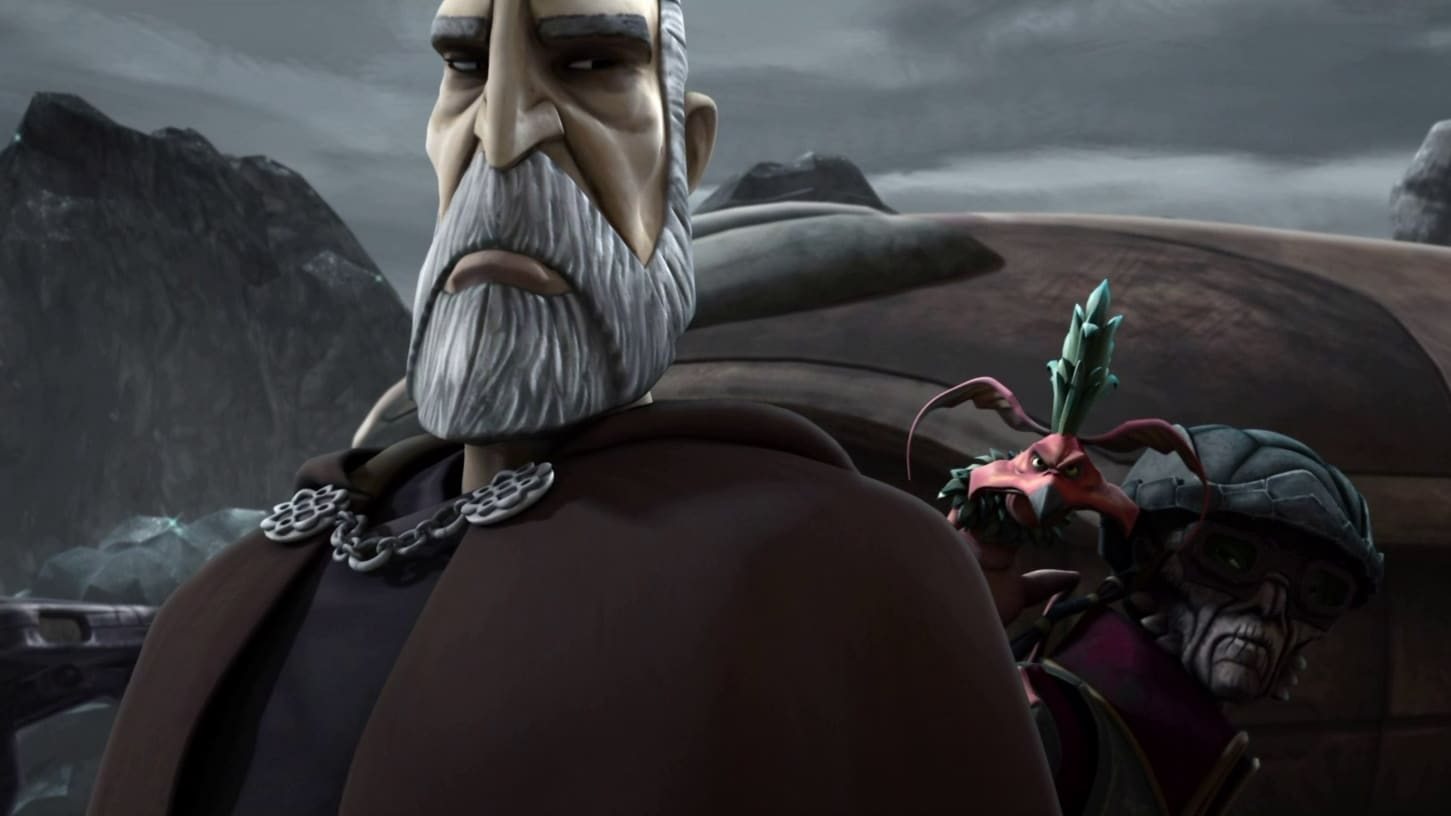Star Wars: The Clone Wars Season 1 :Episode 11  Dooku Captured