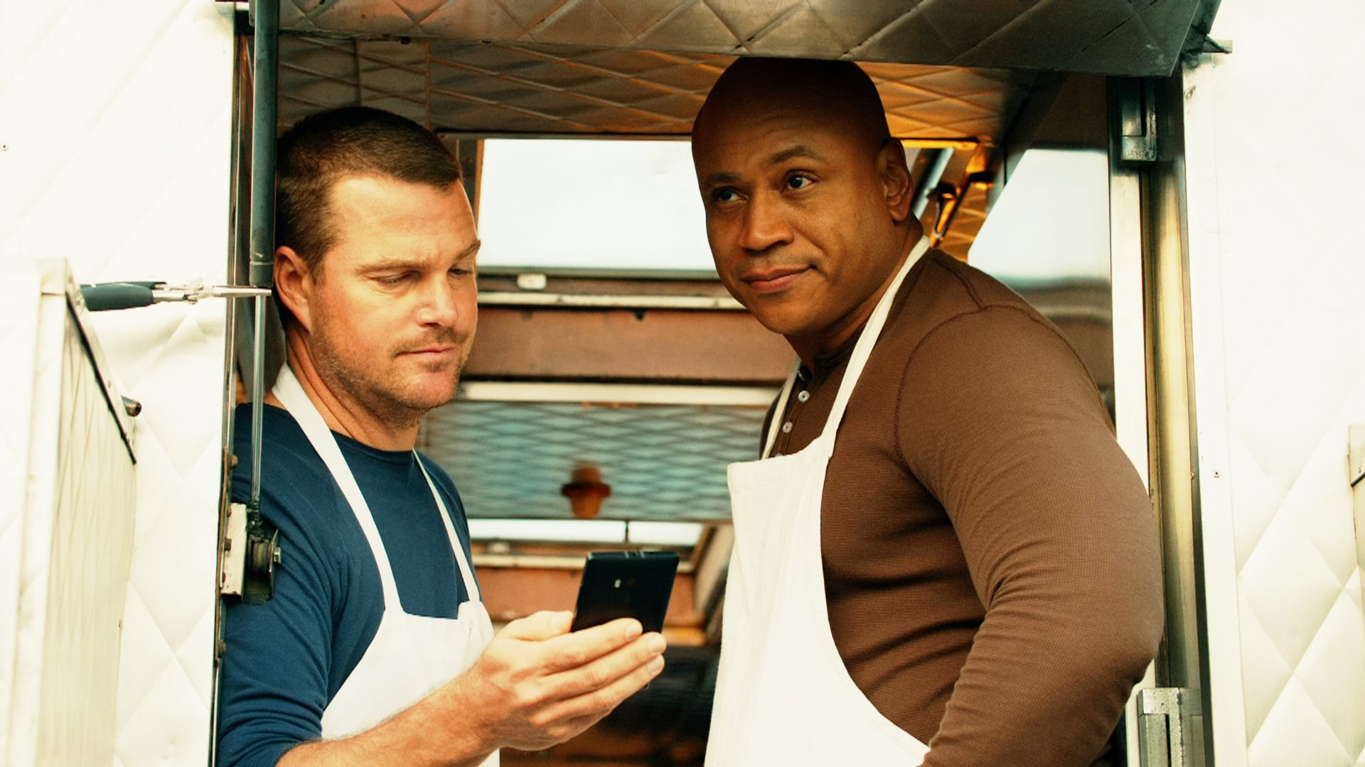 NCIS: Los Angeles Season 6 :Episode 14  Black Wind