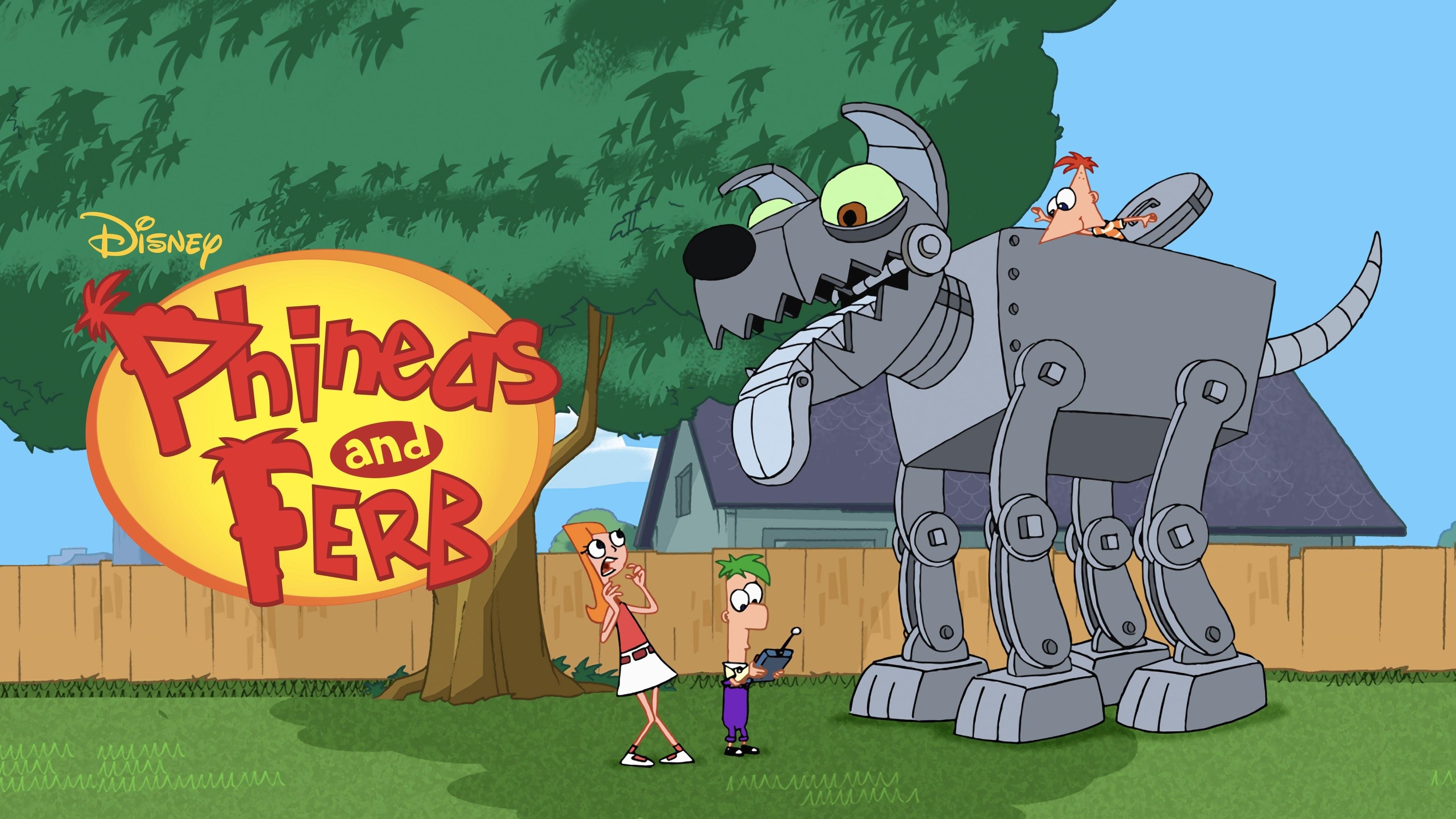 Phineas Und Ferb Staffel 4