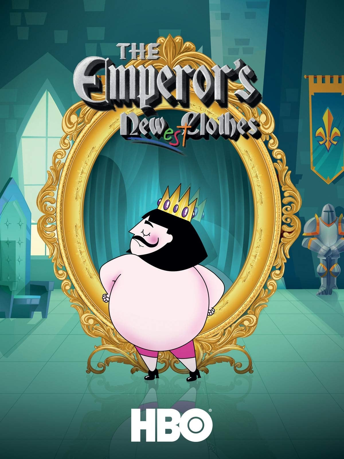 The Emperor's Newest Clothes (2018)