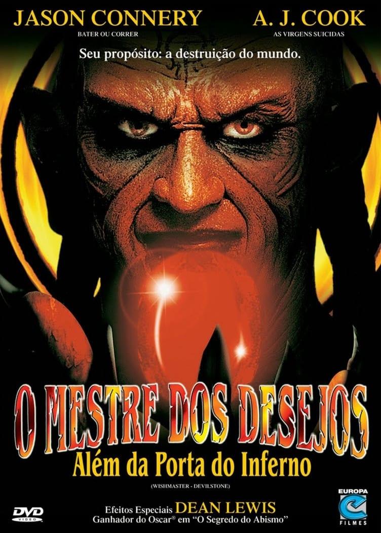 O Mestre dos Desejos 3 – Além da Porta do Inferno Dublado