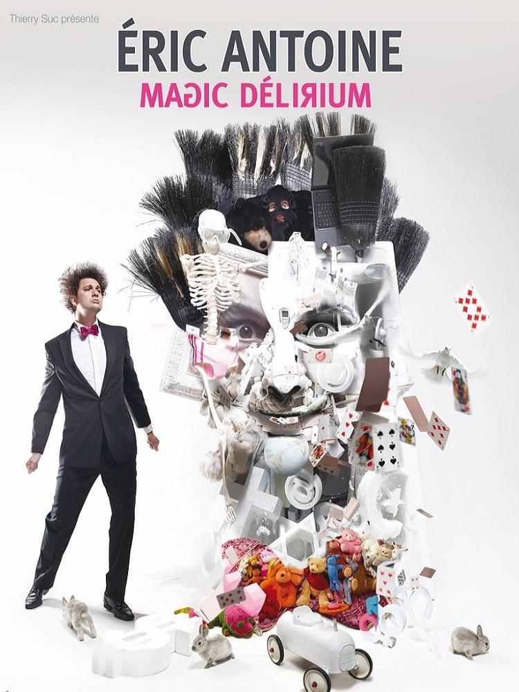 Eric Antoine - Magic Delirium (2015)
