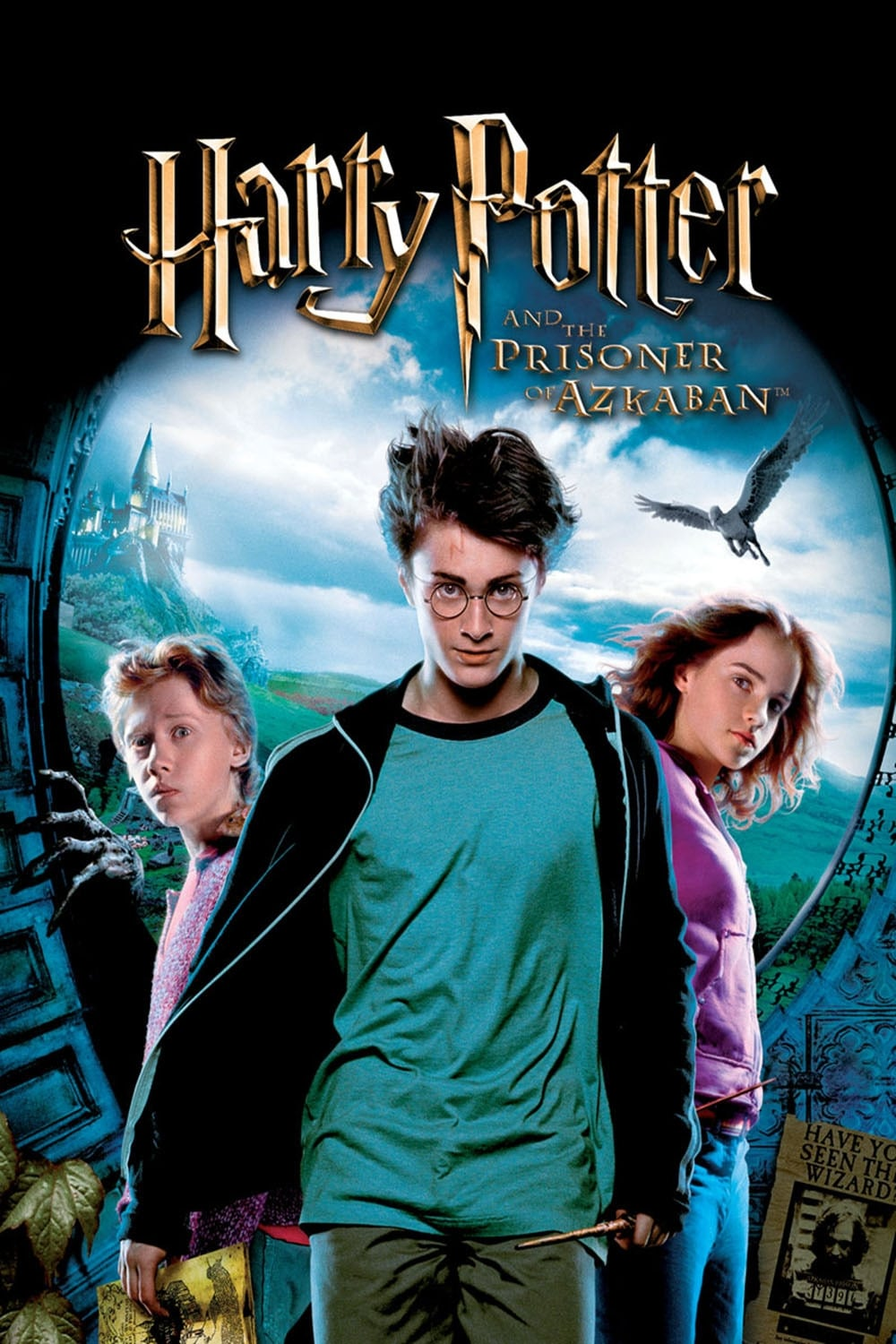 Poster and image movie Film Harry Potter si Prizonierul din Azkaban - Harry Potter și prizonierul din Azkaban - Harry Potter and the Prisoner of Azkaban - Harry Potter and the Prisoner of Azkaban -  2004
