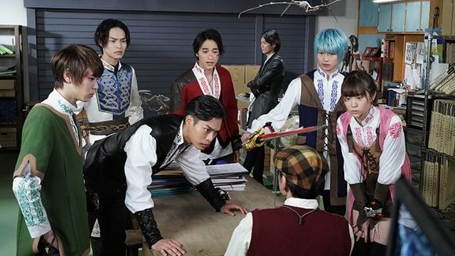 Super Sentai Season 43 :Episode 45  Recovering a Heart