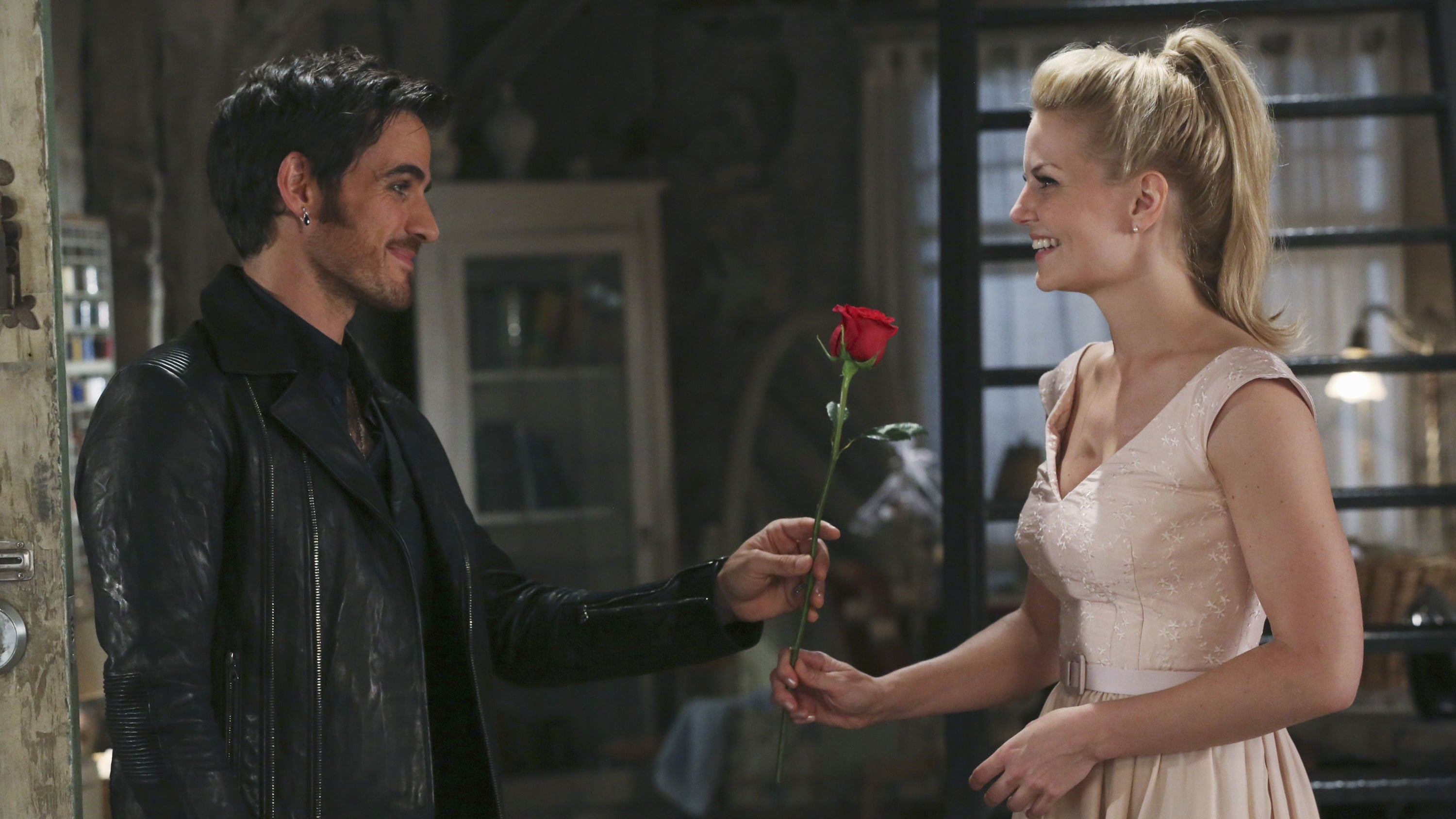 Once Upon a Time Season 4 :Episode 4  The Apprentice
