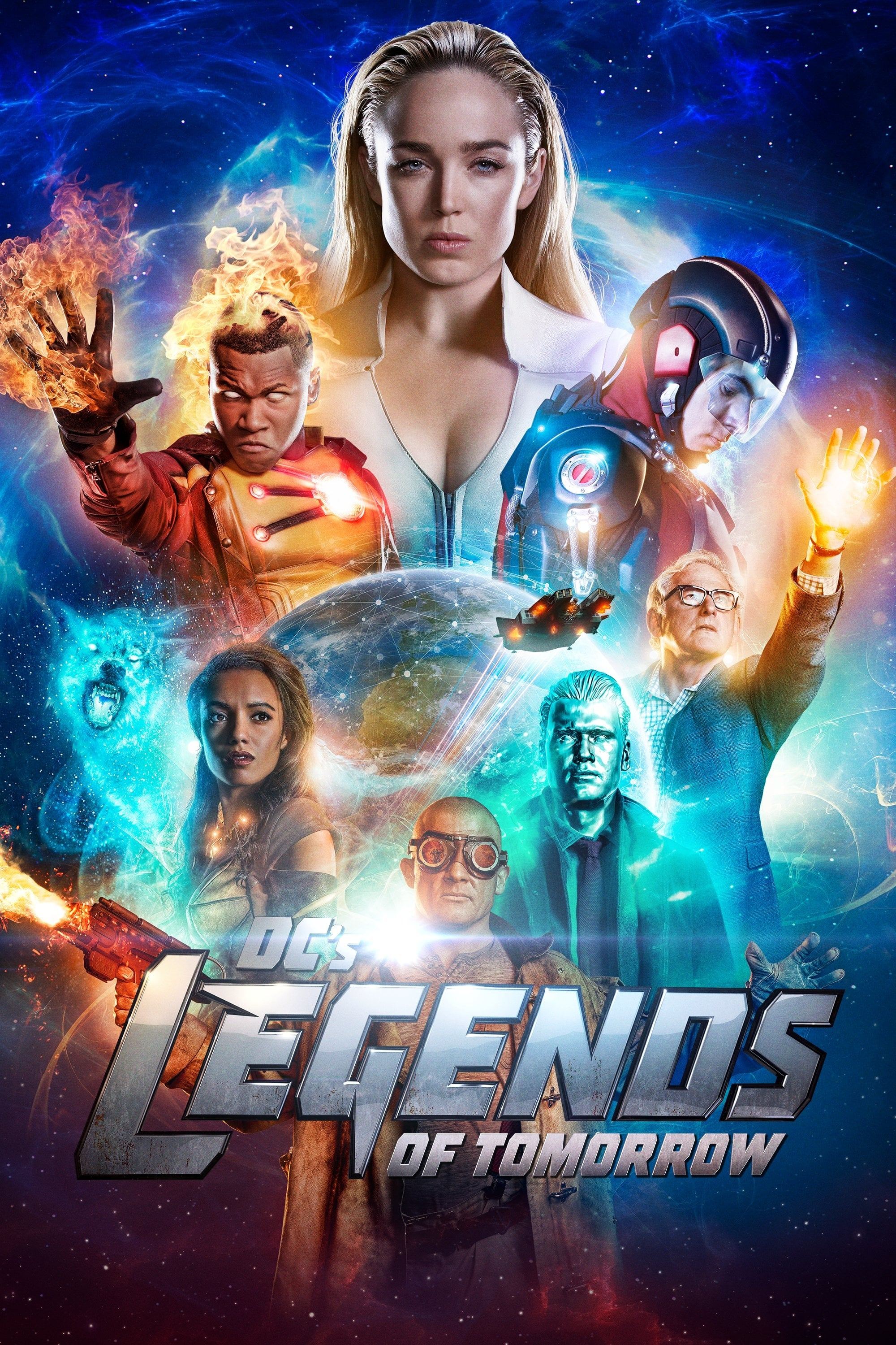 Lendas do Amanhã – Legends of Tomorrow