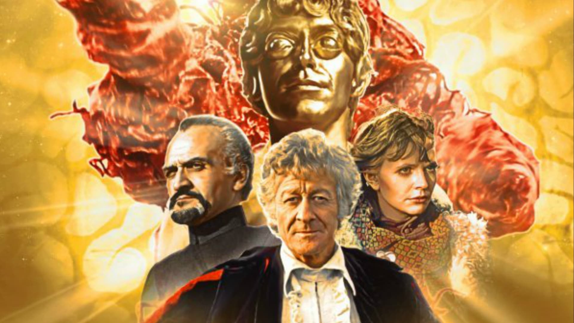 Doctor Who Season 8 :Episode 11  The Claws of Axos, Episode One