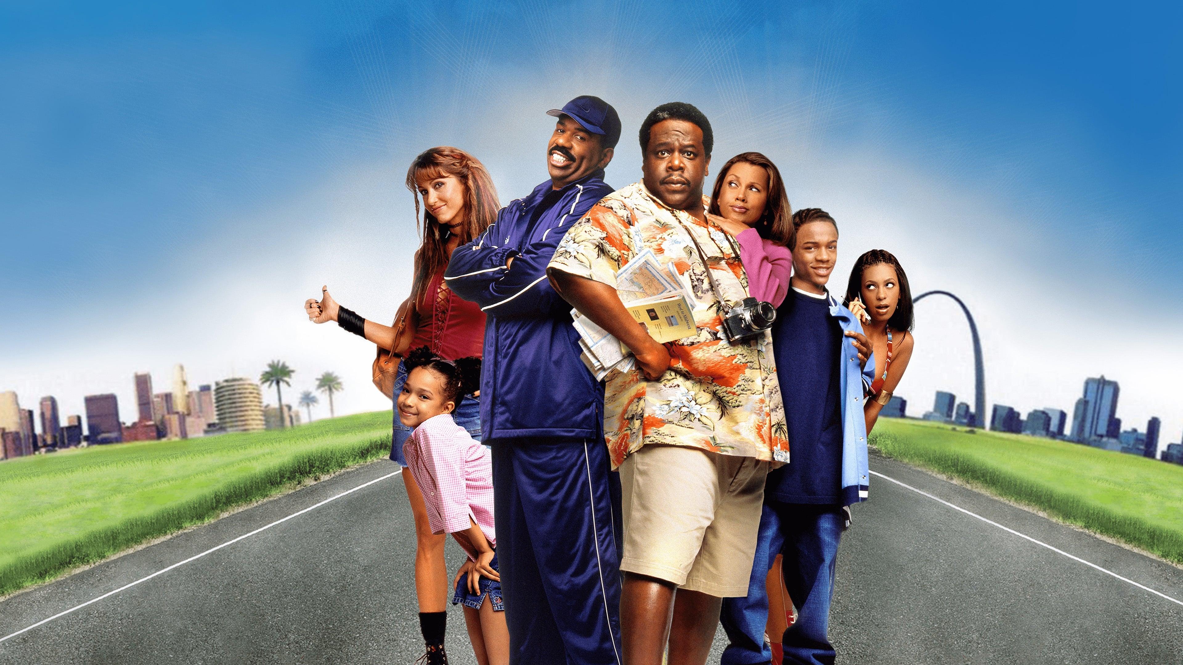 Johnson Family Vacation Movie