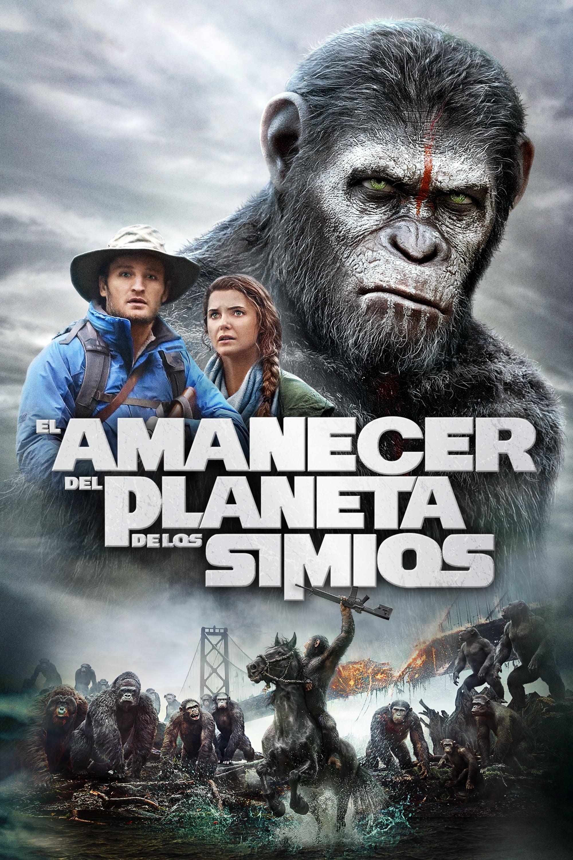 El amanecer del planeta de los simios en Megadede